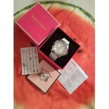 Juicy Couture Preloved Jam Tangan Wanita Original