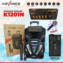 Advance Meeting Bluetooth Advance K 1201 Ukuran Jumbo 12 Inci