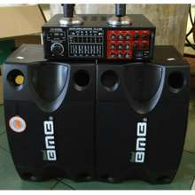 BMB Paket Speaker Karaoke