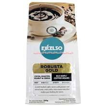 excelso Robusta Gold Bold Smoky Kopy Exelso Ecelso Bold Smoky 200Ml