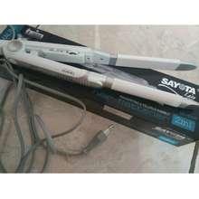 Sayota Lady 2In1 Catok Rambut Hair Straightener Hc-5000