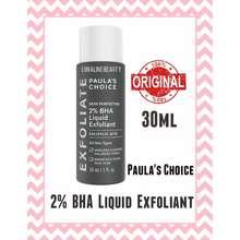 Paula's Choice Bha Exfoliant 2% Liquid Paulas Choice (Ready stock)