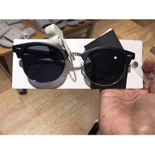 Cotton On Black Sunnies Kacamata Cottonon Sunglasses Hitam