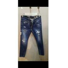 Bombboogie Celana Jeans Skinny Pria Ke8Ml Original