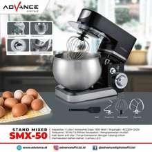 Advance Digital Advance Stand Mixer SMX-50 MIXER COM STANDING Mixer Duduk Kapasitas 5 Liter - HITAM