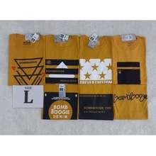 Bombboogie Kaos Mustard Size L