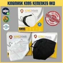 King Masker Mask Kn95 Premium Medis Kemenkes Kn95 5 Ply Isi 20Pcs