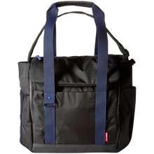 Skip Hop Skiphop Diaper Tote Bag Fit All Access Black / Cobalt