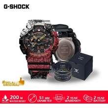 one piece Jam Tangan Casio G Shock Ga 110Jop 1A4 Limited Edition