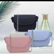 MINISO Small Crossbody Bag (Motif) / Tas Selempang Mini (Motif) (MINI CROASBODY BAG)