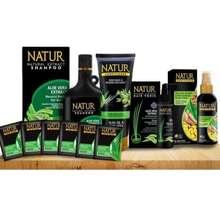 natur NATUR Paket Hemat Aloevera Hair care Series