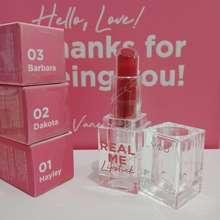 Y.O.U Real Me Lipstik Limited Edition Vanessa Series