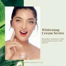 Ashanty Paket Whitening Series Skincare By
