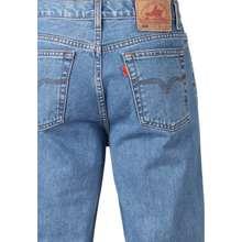 Lea Celana Original Pria / Celana Jeans Pria Model Terabru / Celana Panjang Pria / Celana Terbaru Pria / Celana Jeans Pria / 100% Original (EU:27, Biru Muda)