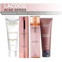 Lacoco Anti Acne Series Membantu Menghilangkan Jerawat, Bekas Jerawat, Dan Menenagkan Kulit