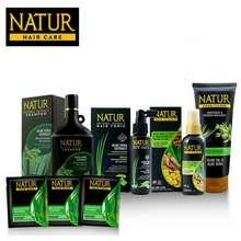 Natur Paket I Aloevera Menyuburkan Rambut (7 Pcs)