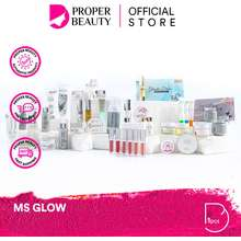 MS Glow Indonesia / Facial Wash Toner Serum Essence Eye Cream Clay Mask Masker Sunscreen Body Lotion Whitening NightCream
