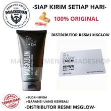 MS Glow Men Msglow For Men Maskulin 2 In 1 Body Lotion And Perfume