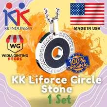 KK Indonesia KK Liforce Circle Stone/ Energi Skalar/ / Ori 100%
