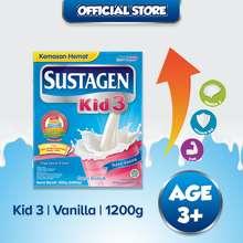 Sustagen Kid 3 Susu Pertumbuhan - Rasa Vanila - 1200gr
