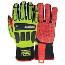 Impact Sarung Tangan Hand Glove High Ringers Gloves Roughneck Xxl