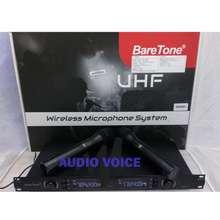 BARETONE Mic Wireless WM5801 Original Handheld