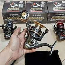 Daido Reel Daimos Spin 12+1 Bb Dan Daimos Pro Series 11Bb ( 2000, 3000,4000,6000 )