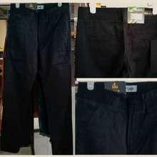 Lois celana chinos hitam pria Original / Celana jeans chino asli / celana jeans pria terbaru (EU:27)