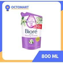 Biore Biore body foam sabun mandi cair refill 800 ml - Aromatic