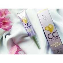 La Tulipe [MURAH] CC Cream 02 Natural (15gr) SPF 34 BPOM