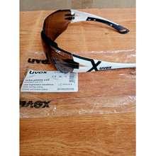 Uvex Cx2 9198237 Lens Grey 23% Anti-Fog & Anti-Scratch Kacamata Safety