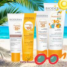 Bioderma Photoderm Max Spf100 Mat Kid Spf50 Akn Spf30 Sunscreen Sunblock Tabir Surya Kulit Sensitif