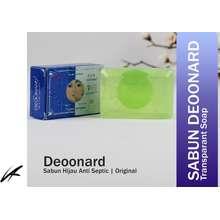 Deoonard SABUN HIJAU / DEONARD BLUE 7DAYS SABUN ANTI SEPTIC