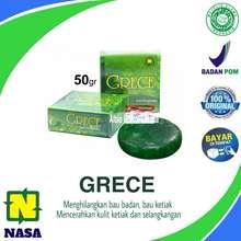 Nasa Sabun gatal panu kutu air bau badan / sabun crystal grece