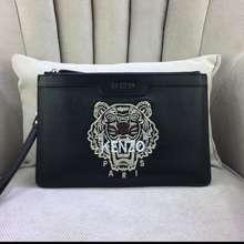 Kenzo Termurah Clutch Tiger (Black)
