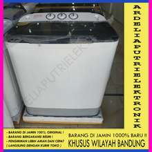 Arisa Mesin cuci murah type 8898 8KG HEMAT DAYA 120 WATT ( KHUSUS BANDUNG )