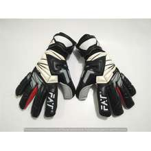 Venom Sarung Tangan Kiper Gloves FAT Original Altus - Black/Grey new