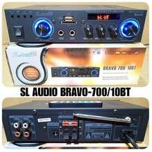 Bravo Amplifier karaoke mini 700 10BT usb dan Bluetooth