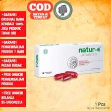 Natur-E Natur-e Vitamin Advance Series Isi 16s Vitamin E Advanced Anti Aging Series Advanced Nature E Advanced Anti Aging Kapsul Suplemen Kulit