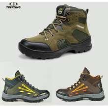 Trekking Sepatu gunung Murah / sepatu gunung terlaris / sepatu gunung pria