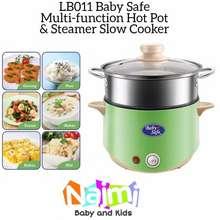 Baby Safe LB011 Baby Safe Multi-cooker Hot Pot Steamer Slow Cooker Babysafe