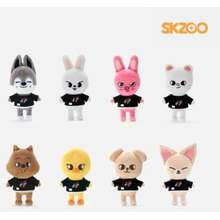 JYP Entertainment Ready Stock Official Stray Kids Skzoo Plush Doll