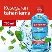 Colgate Mouthwash Plax Pepper Mint 750Ml