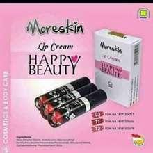 Moreskin Cosmetic MORESKIN HAPPY BEAUTY 3 LIPS CREAM Lipstik NASA- Lip Cream NASA Lipstik 1 Paket Isi 3/PRODUK BARU NASA/LATIFA NASA SHOP