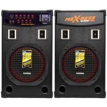 Sanken Speaker Aktif Smm-3500Bu - Hitam