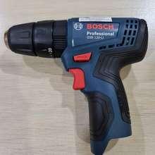 Bosch Bor Cordless Gsb 120-Li (Hanya Mesin Bor)