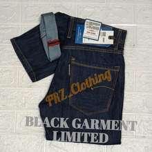 Bombboogie / Celana Panjang Pria / Celana jeans Pria / Celana Jeans Bomboogie Pria / Celana Jeans Sobek Keren / Celana Jeans Pria Premium (Pinggang:27, BIRU TUA)