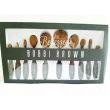 Bobbi Brown Multipurpose Oval Make Up Brush 10 In 1
