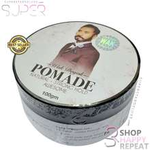 Wak Doyok Pomade Original (Rambut Berkilau, Tahan 24 Jam)