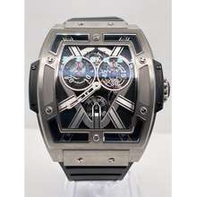 Hublot Pre owned Masterpiece MP 01 Chronograph Automatic Black Dial Mens Watch 901.NX.0129.RX